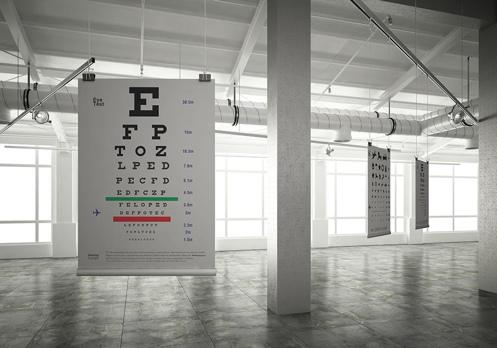 Tablice do badania wzroku: Wkrótce rusza kurs Jak poprawić wzrok!