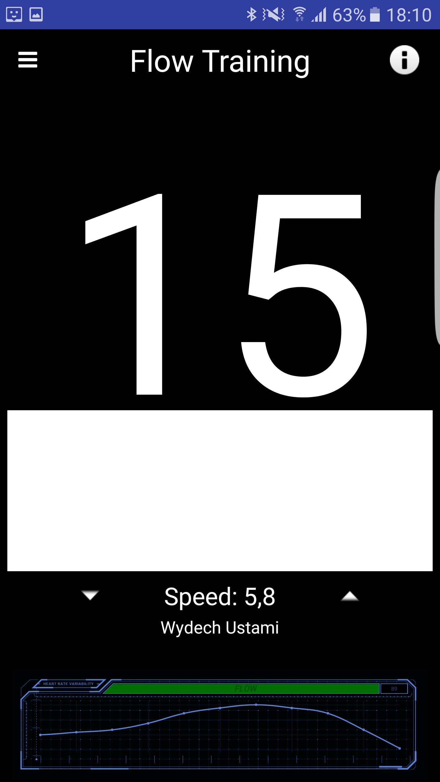 Biofeedback na Androida - Trening Oddechowy